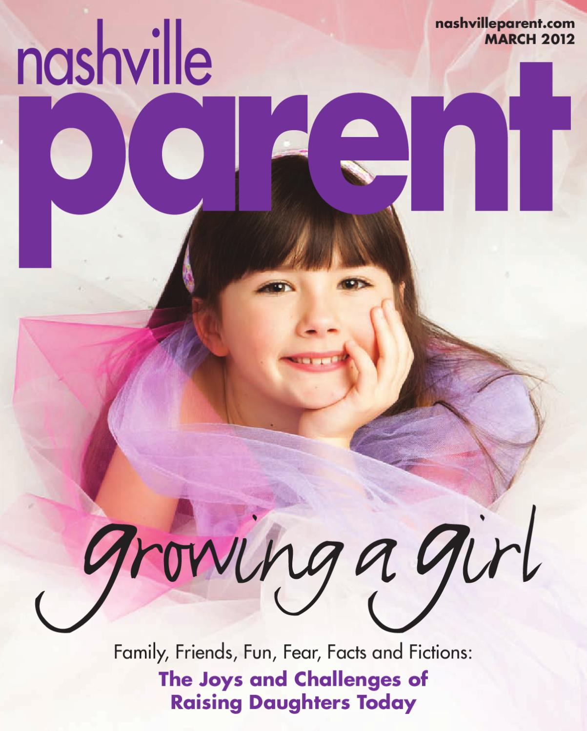 Nashville Parent - March 2012 by Day Communications/DayCom Media - issuu