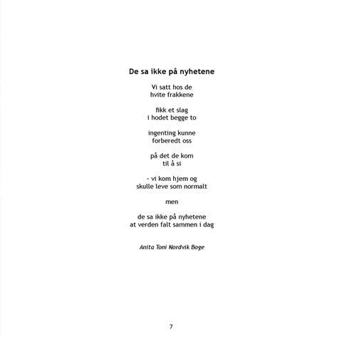 dikt om foreldre