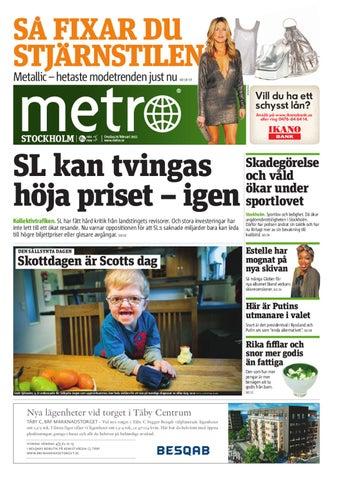 20120229 se stockholm by Metro Sweden - issuu 732ed647efe15