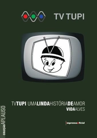 TVTupi VidaAlves by SP Escola de Teatro - issuu 9970d17f29