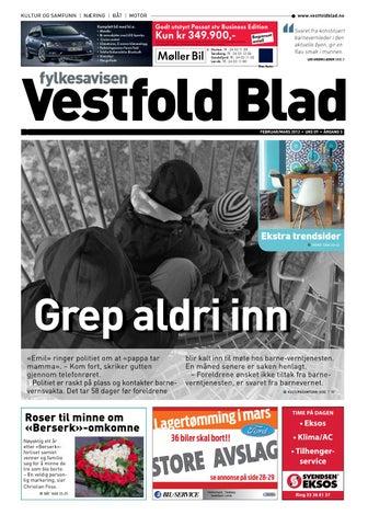 daedb551b0a4 Vestfold Blad - uke 9 2012 by Byavisa Sandefjord - issuu