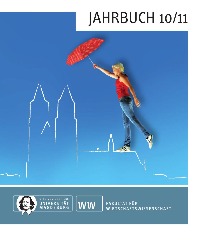 Jahrbuch 2010/11 by Otto-von-Guericke-Universitt Magdeburg - issuu