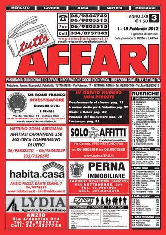 giornale 1-15 febbraio 2012 by tutto affari - issuu f5f122d93765