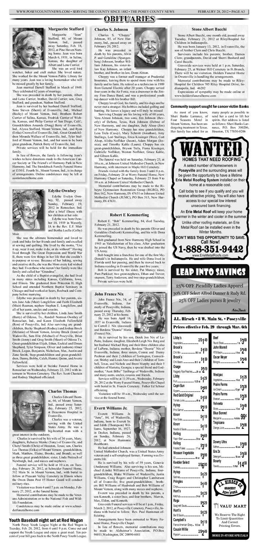 Brookeandbrandi Com february_28_2012the posey county news - issuu