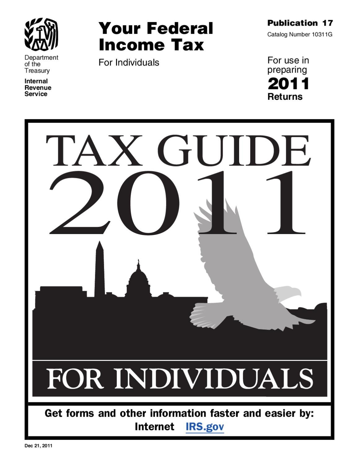 Tax Publication 17 by Gary Steele - issuu