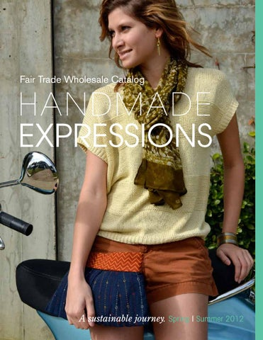 5eb5dcaf26624 Handmade Expressions Spring 2012 Wholesale Catalog by MATR BOOMIE ...
