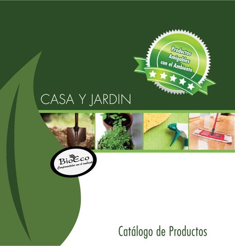 Catalogo productos casa y jardin by anna kliczkowska issuu for Casa jardin catalogo