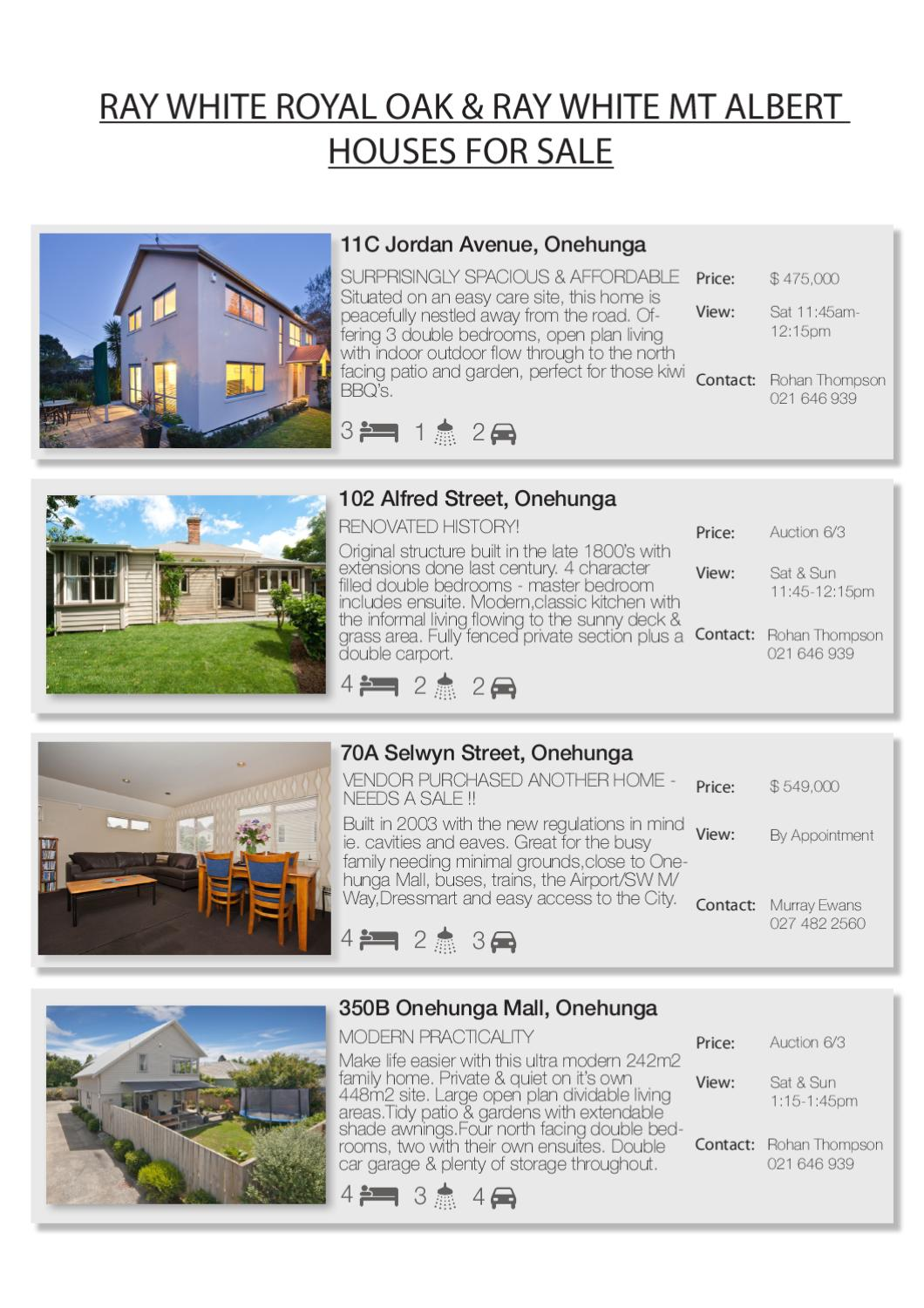 Weekly Property Update by Jared Cooksley - issuu