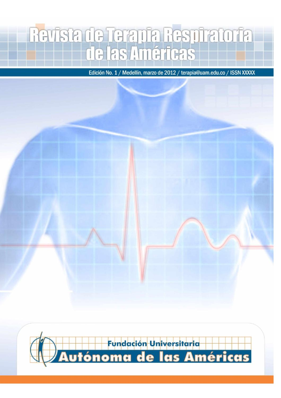 Revista Virtual de Terapia Respiratoria by autonoma de las ...
