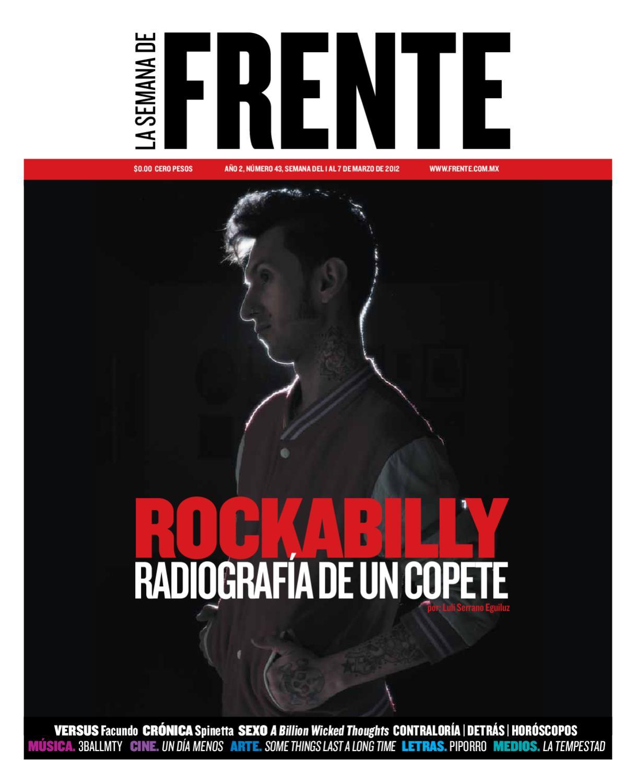 FRENTE 43 by La semana de Frente - issuu