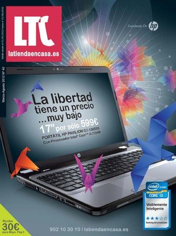 Catálogo La Tienda En Casa Marzo Agosto 2012 By Milyuncatalogos
