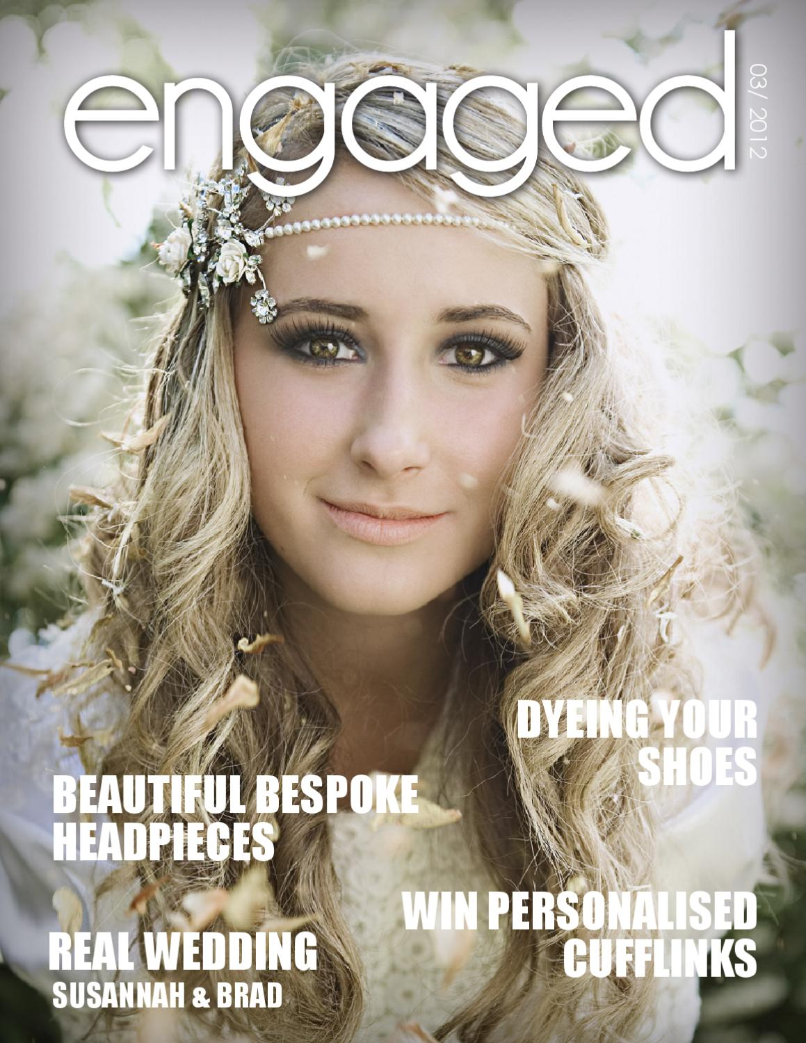 Wedding hair accessories christchurch - Engaged Wedding Magazine March 2012 By Hamilton Media Limited Issuu