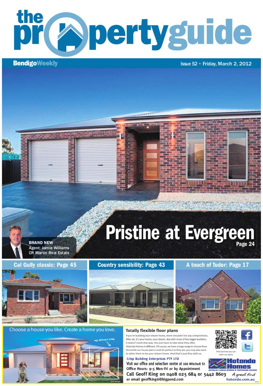 Bendigo Weekly Property Guide Issue 752 March