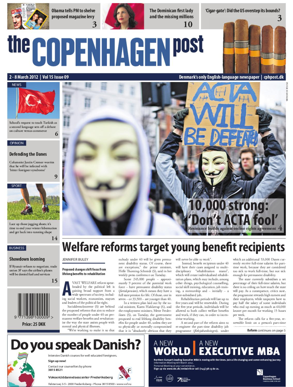 The Copenhagen Post Mar 2 -8 by The Copenhagen Post - issuu