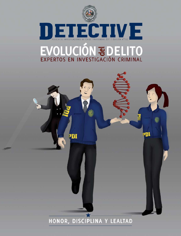 Revista Detective Edicin N 152 by Polica de Investigaciones de