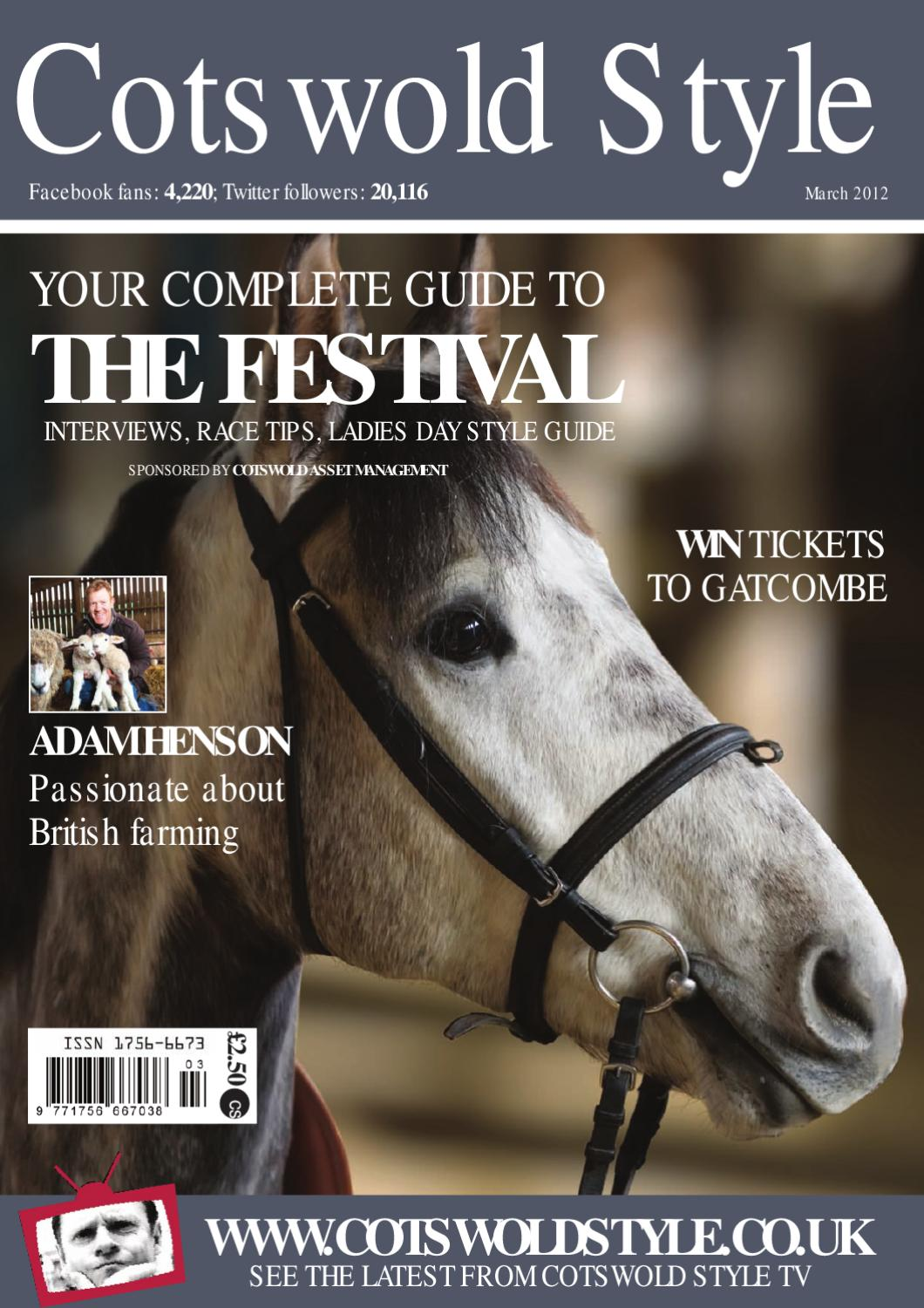 6b2421f46e6c Cotswold Style March 2012 by Cotswold Style Ltd - issuu