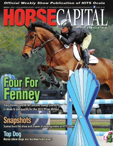 Horse Capital Digest March 1, 2012 by Florida Equine