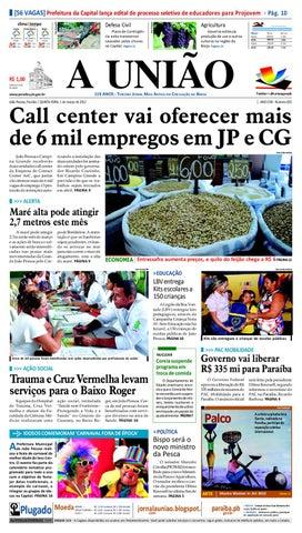 c802fbdce JORNAL A UNIÃO by Jornal A União - issuu