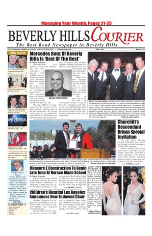 BH Courier 03-12-2012 by The Beverly Hills Courier - issuu