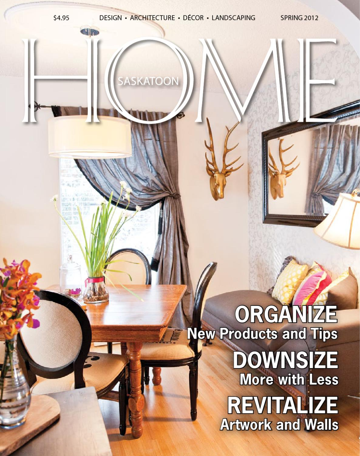 Home decor renovations magazine manitoba edition nathan