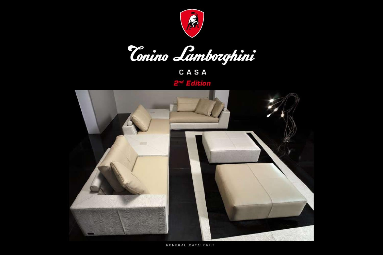 Lamborghini Casa Furniture Catalogue By Lakbermagazin   Issuu