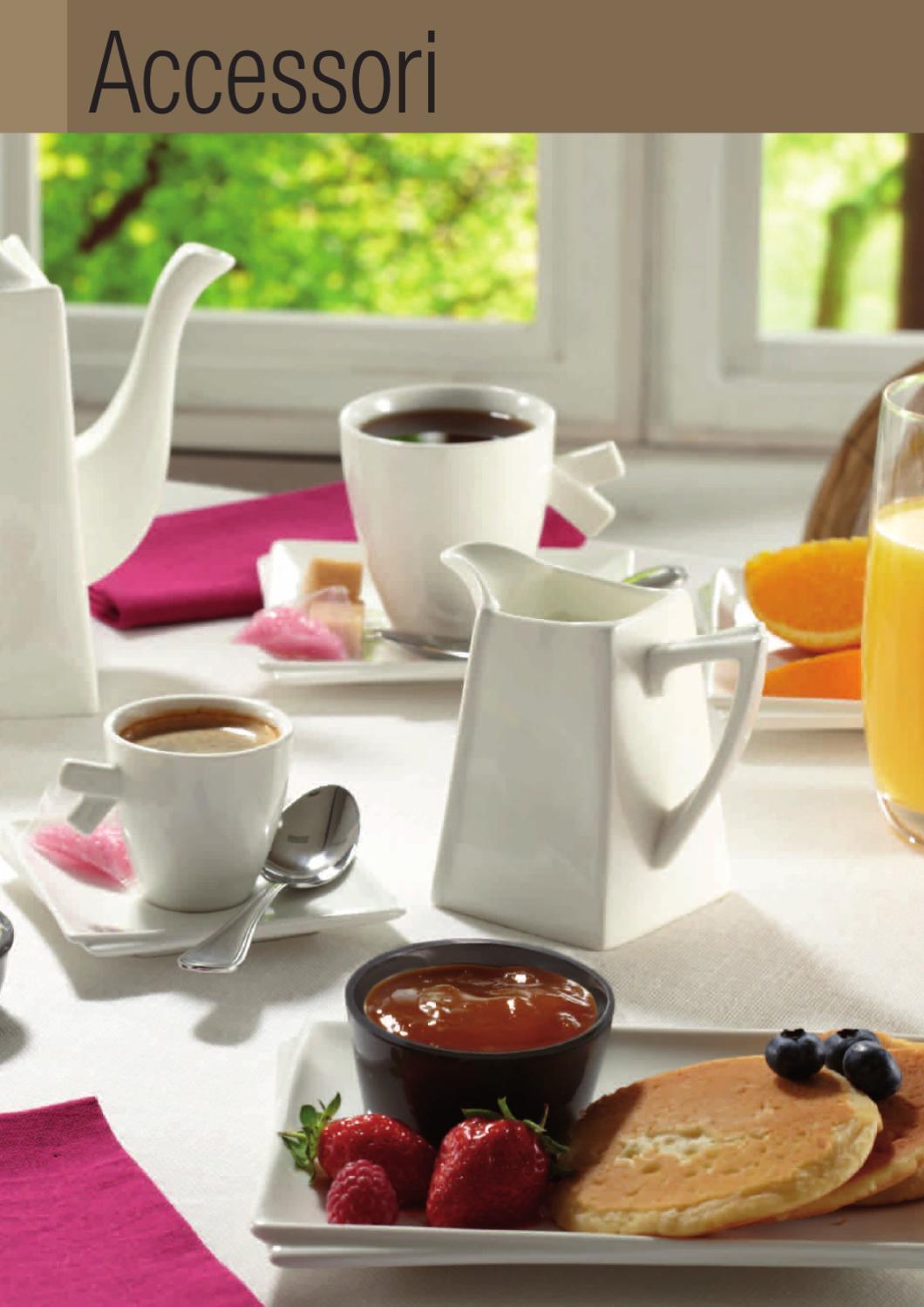 Tavolo da bistrot//bar//colazione set da 3 pezzi Basics Espresso