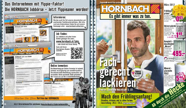 Hornbachneukw10 By Russmedia Digital Gmbh Issuu