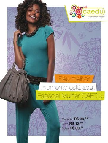48ad0fca1123b7 Especial mulher CAEDU by Caedu Moda - issuu