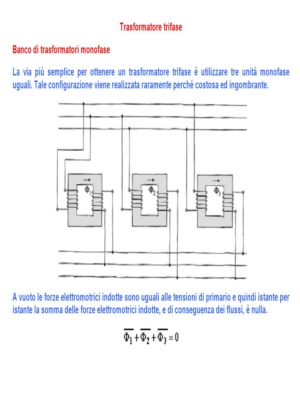 Schema Elettrico Trifase : 9 trasformatore trifase by fabrizio siracusano issuu