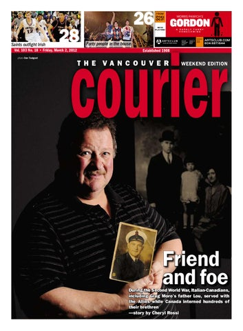 b261a5853b Vancouver Courier March 2 2012 by Glacier Digital - issuu