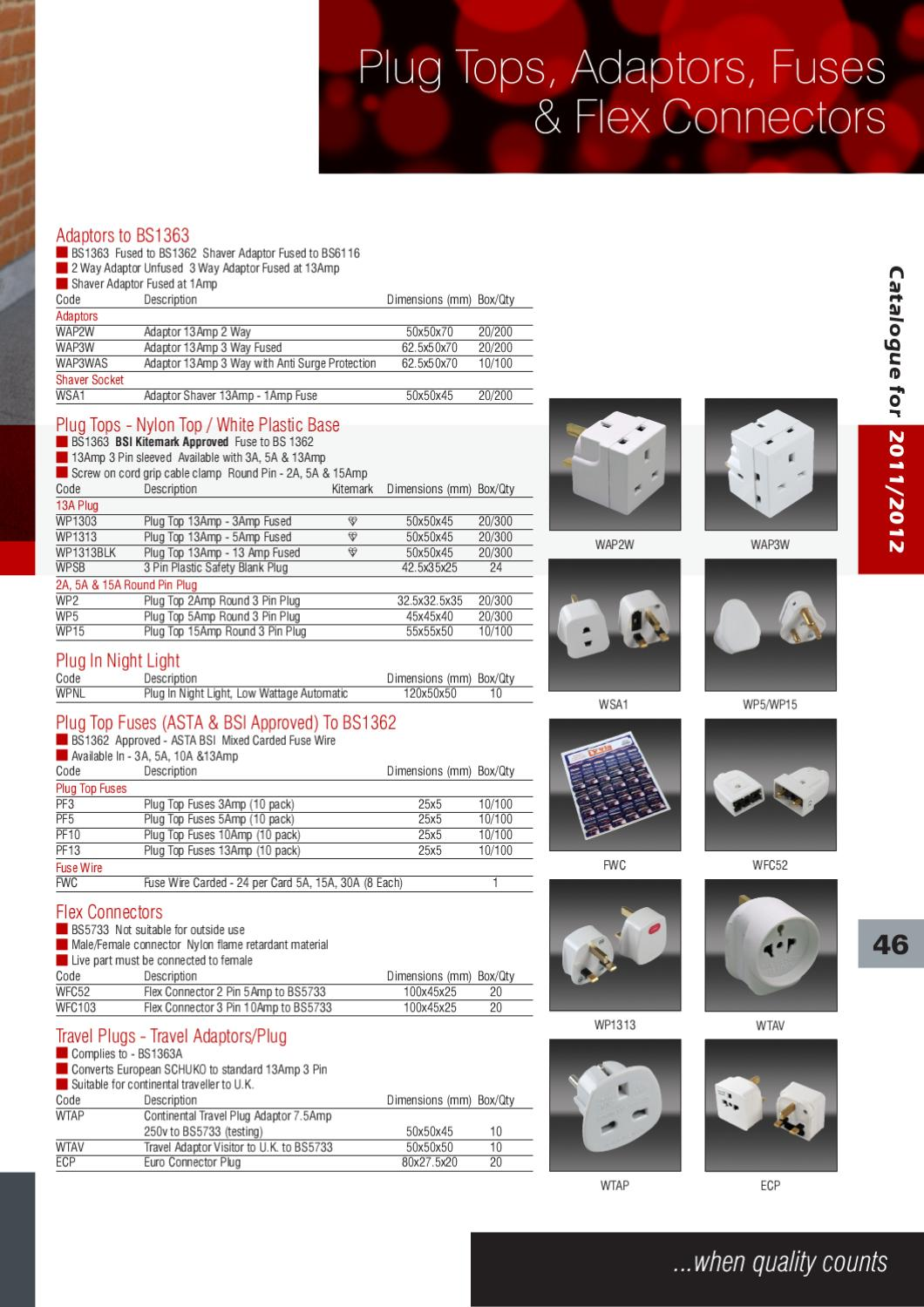 Axiom Wiring Accessories By Ced Elec Issuu Mk Devices Catalogue 2016