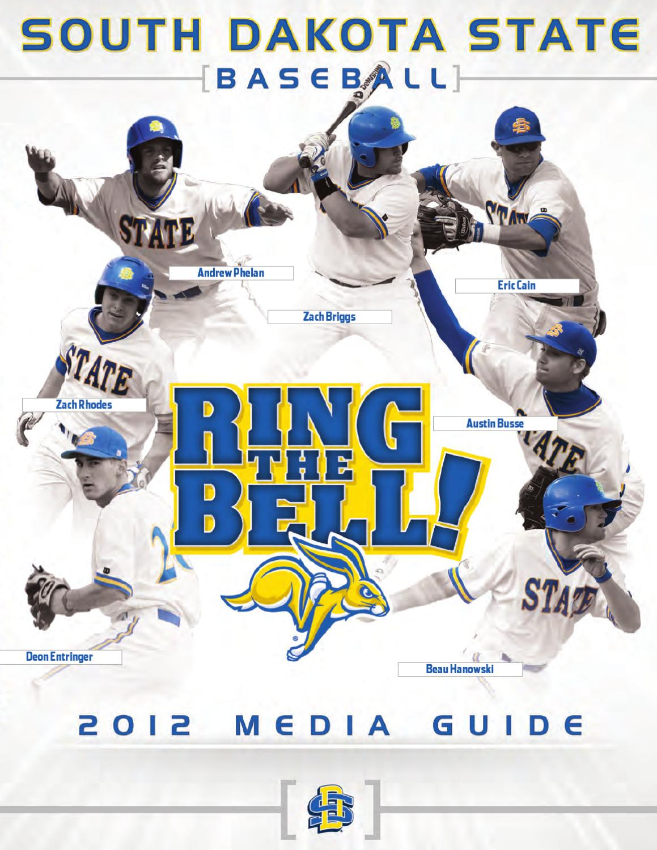 2012 SDSU Baseball Media Guide by South Dakota State University Athletics -  issuu 4e33871c1