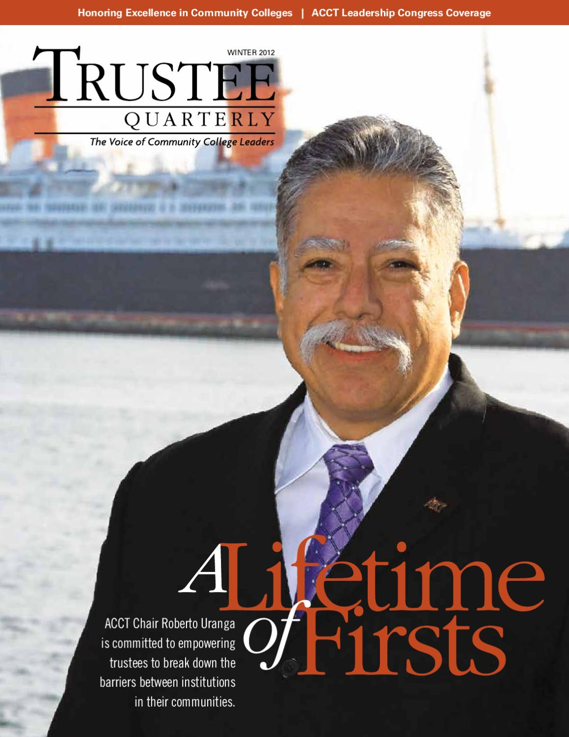 acct trustee quarterly winter 2012 by moire marketing partners issuu