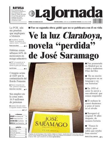 Claraboya Jose Saramago Pdf
