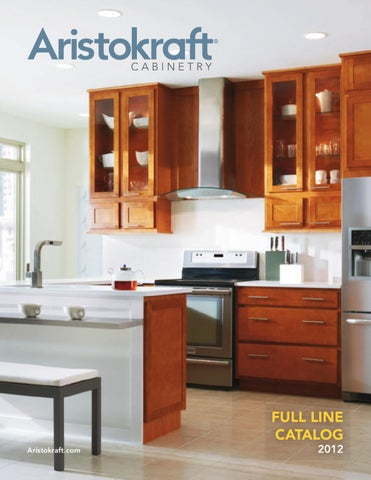 Prime Aristokraft Full Line Cabinetry Brochure By Russell Nadler Beutiful Home Inspiration Ommitmahrainfo