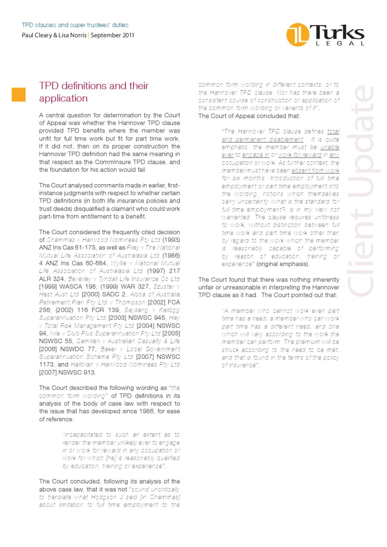 life insurance policy interpretation