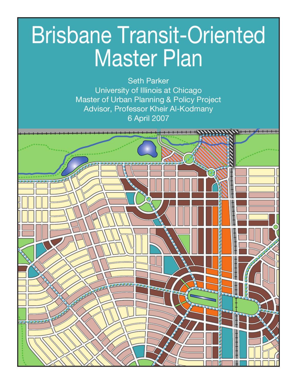 Brisbane Transit-Oriented Master Plan by Seth Parker - Issuu