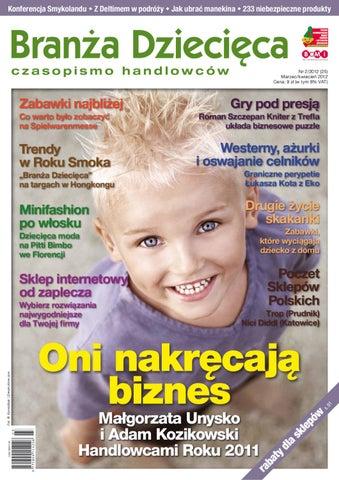 21e1e6ff17 Branża Dziecięca 2 2012 by Branża Dziecięca - issuu
