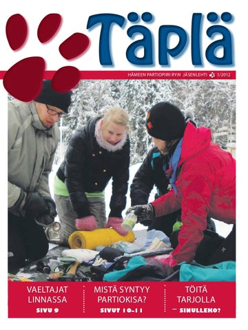 tapla1 2012 by Hämeen Partiopiiri - issuu 7f134494e7