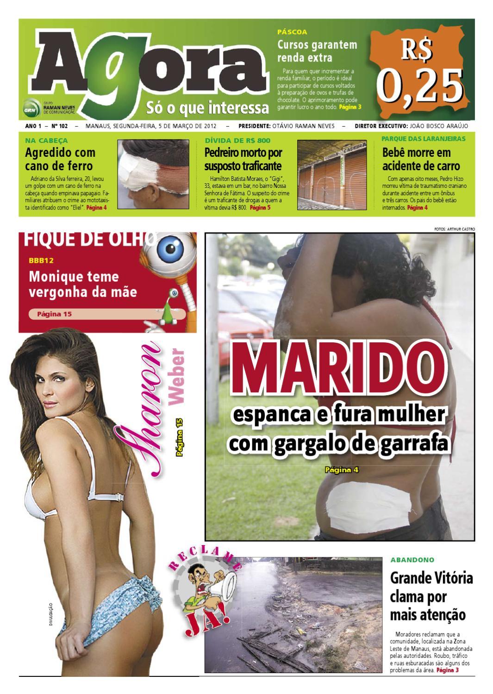89983c3cb AGORA - 05 de março de 2012 by Amazonas Em Tempo - issuu