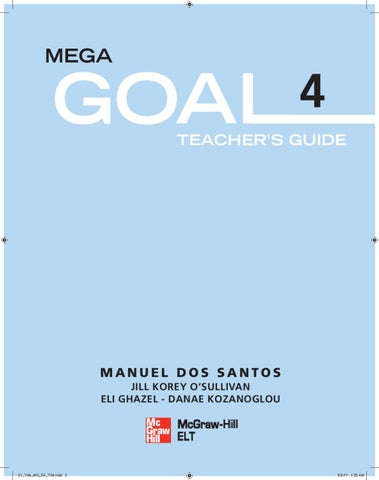 Mega Goal 4 Book By Emad Ahmed Ali Issuu