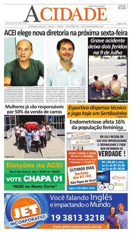 e386a18c49 Jornal a Cidade by Rafael Gustavo - issuu