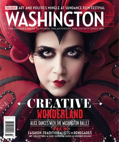 ac09499af2a5 Washington Life Magazine - March 2012 by Washington Life Magazine ...