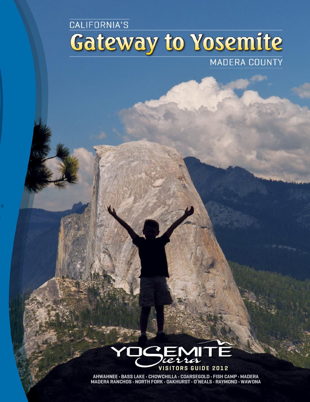 2012 Yosemite Sierra Visitors Bureau Visitors Guide by ...