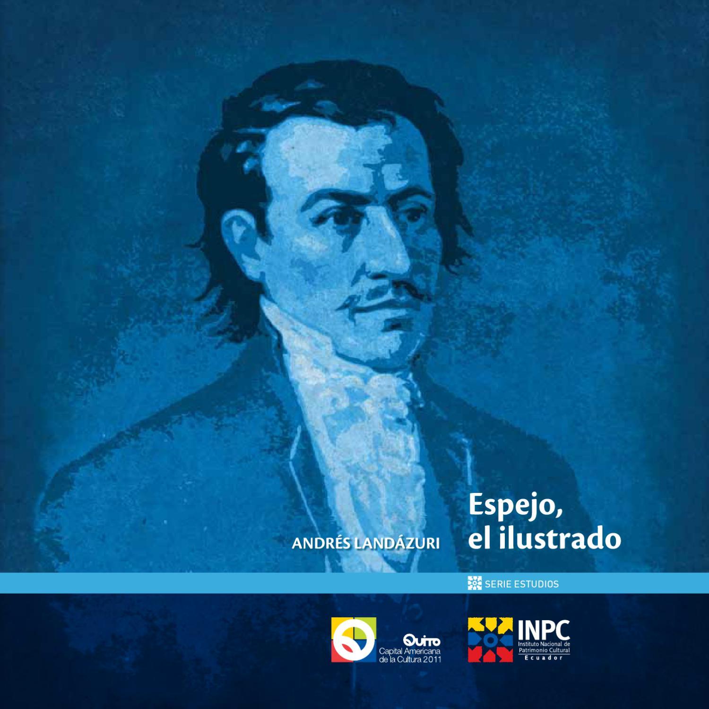 Eugenio Espejo by INPC Ecuador - issuu