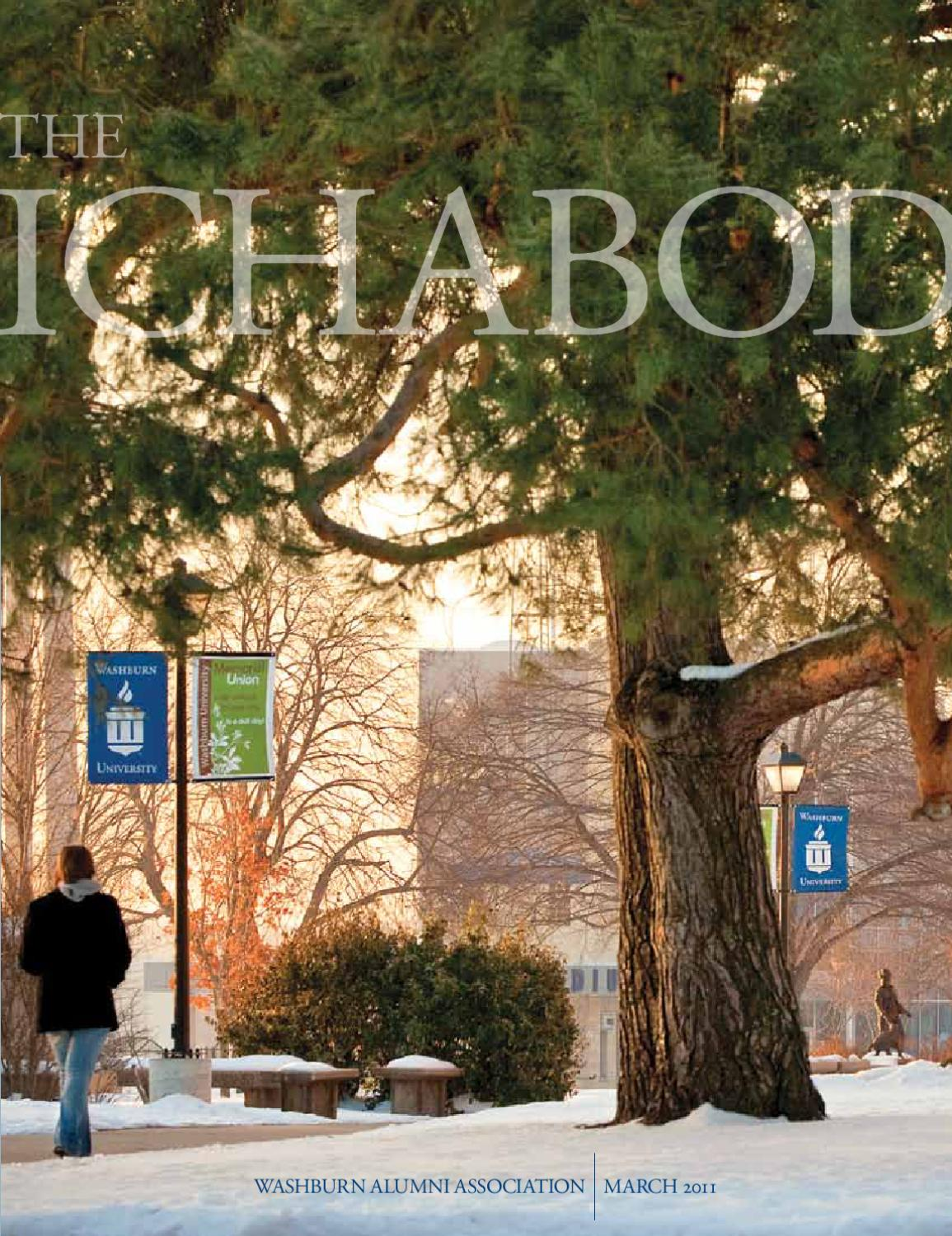 March 2011 The Ichabod by Washburn University Alumni Association - issuu