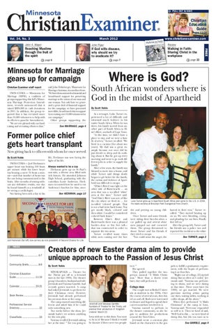 MN • March 12 by Selah Media Group - issuu