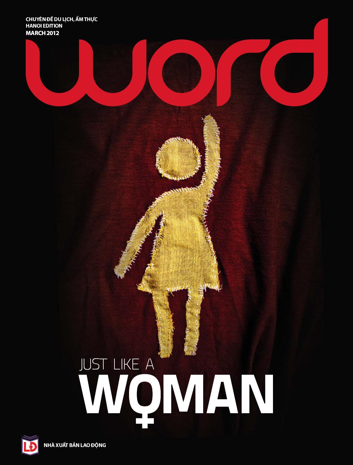 9b9dd2d26 The Word Ha Noi March 2012 Issue by Word Vietnam - issuu