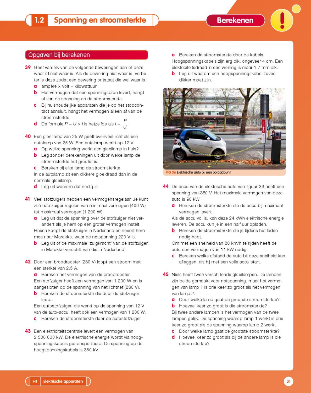Impact Natuurkunde Proefhoofdstuk By Thiememeulenhoff Issuu