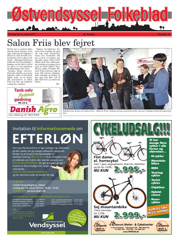 østvendsyssel folkeblad uge 10 2012 by østvendsyssel folkeblad